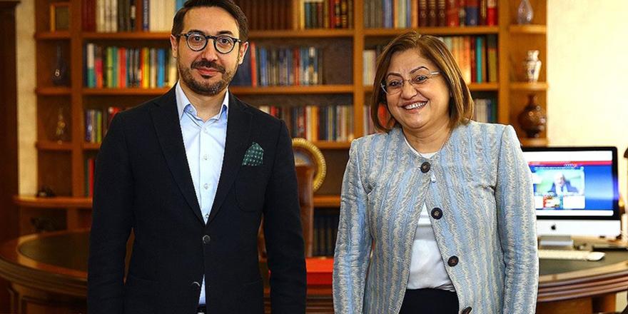 Şahin, Karagöz'ü ziyaret etti