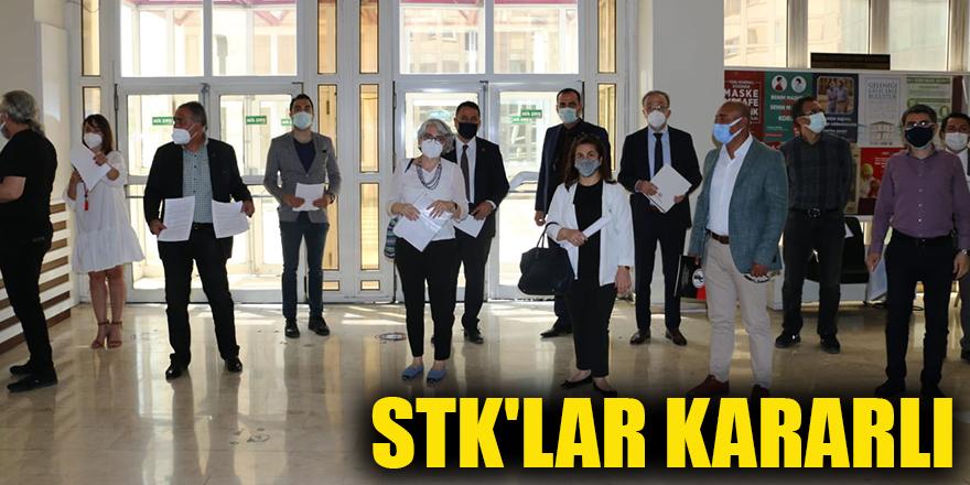 STK'lar kararlı