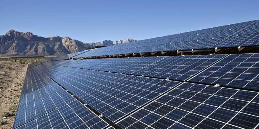 Güneş enerji santrali (ges) tesisi yaptırılacak