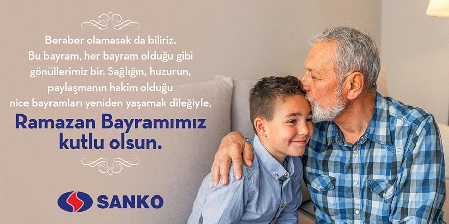 SANKO Holding, Ramazan Bayramı mesajı