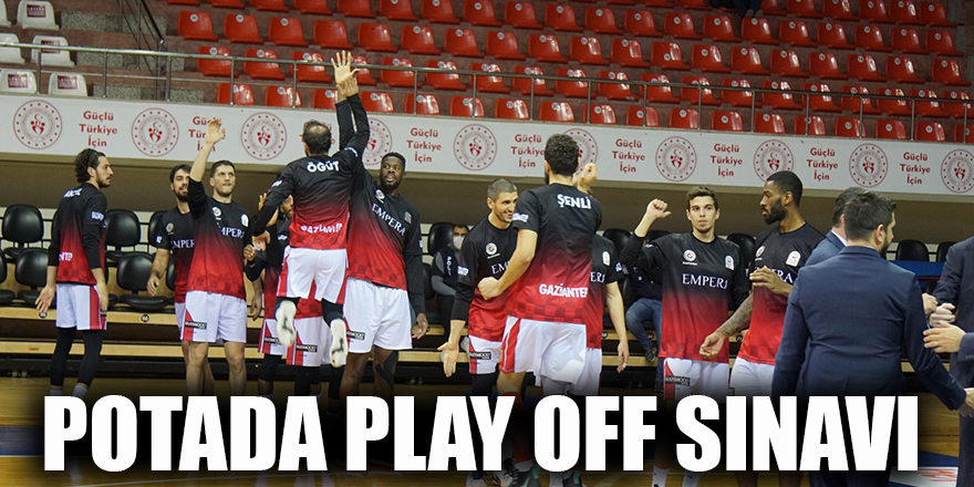 Potada Play Off sınavı
