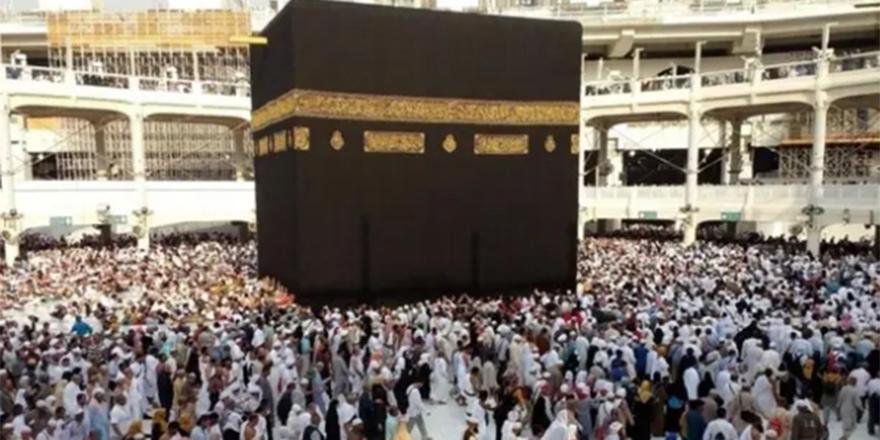 Suudi Arabistan hac için kontenjanını açıkladı