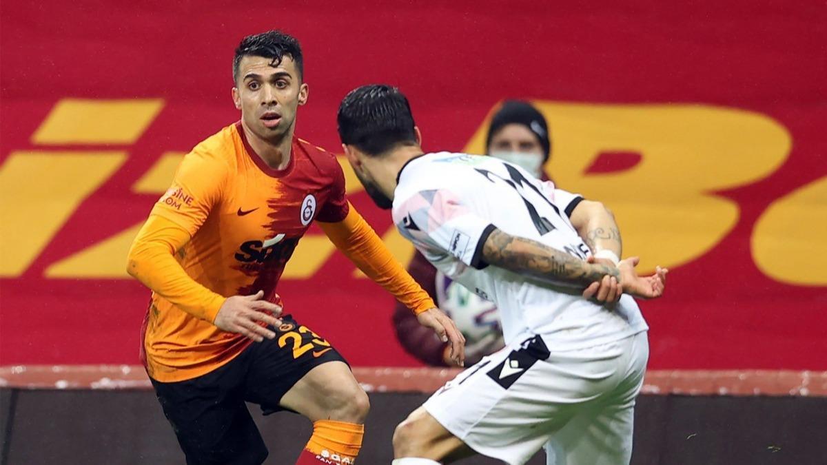 Galatasaraylı futbolcu ile söz kesildi