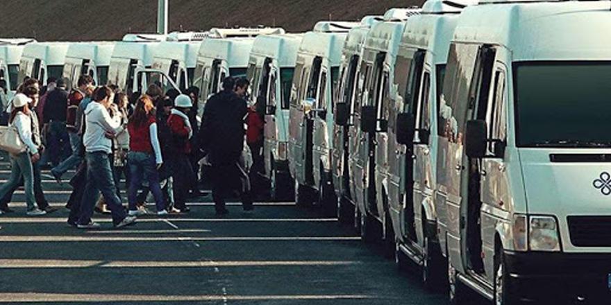 Personel taşıma servis hizmeti alınacak