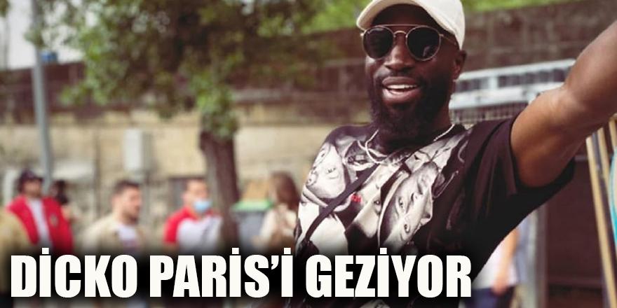 Dicko Paris'i geziyor