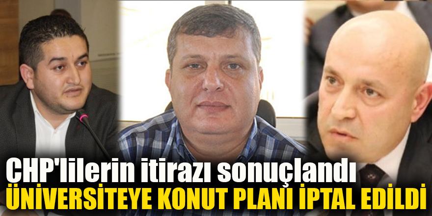 CHP'lilerin itirazı sonuçlandı
