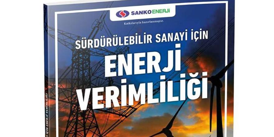 Sanko Enerji  kitaba sponsor oldu