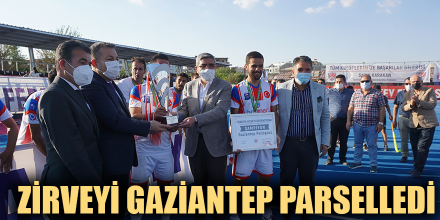 Zirveyi Gaziantep parselledi