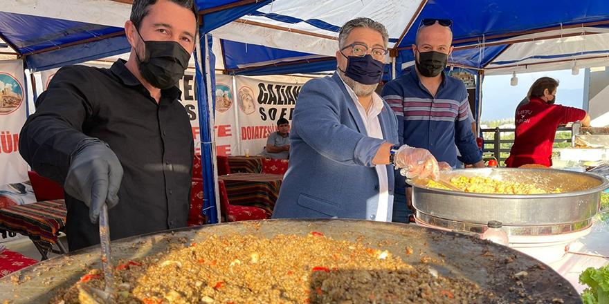Gaziantep lezzetleri tüm Denizlilileri bekliyorlar