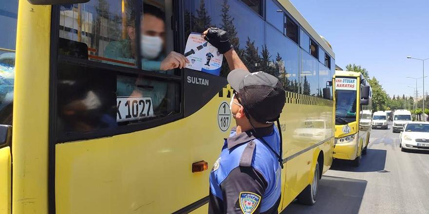 Polis broşürle uyardı