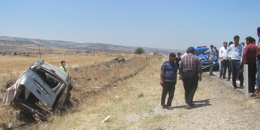 Araban'da ölümlü kaza