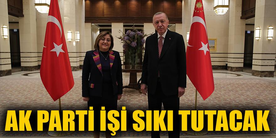 AK Parti işi sıkı tutacak