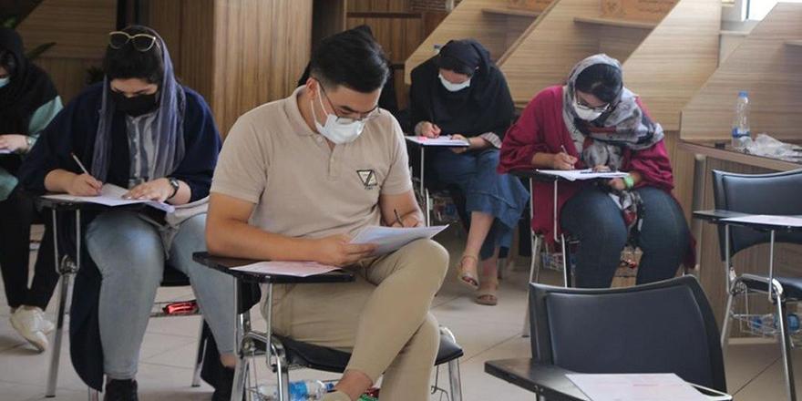 Yabancı Öğrenci sınavına büyük ilgi