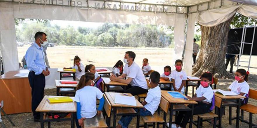 11 ilde 'Mobil Okul' projesi başladı