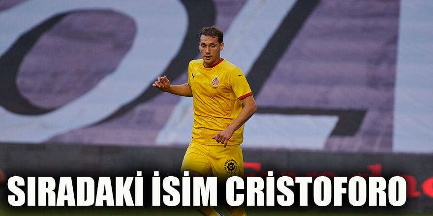 Sıradaki isim Cristoforo
