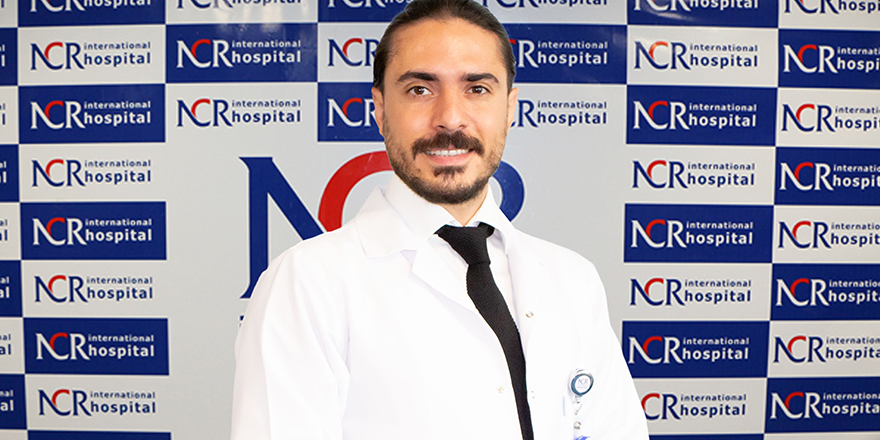 Op. Dr. Oktay Ncr Hospital'da