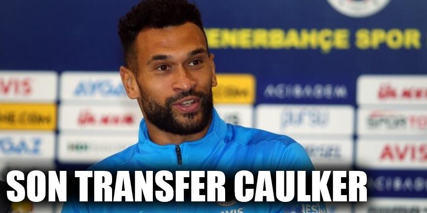 Son transfer Caulker