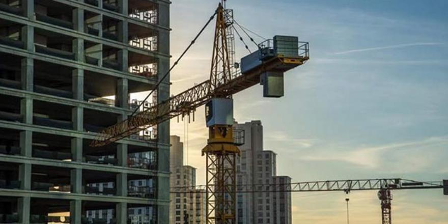 Bina inşaat maliyeti yüzde 45 arttı