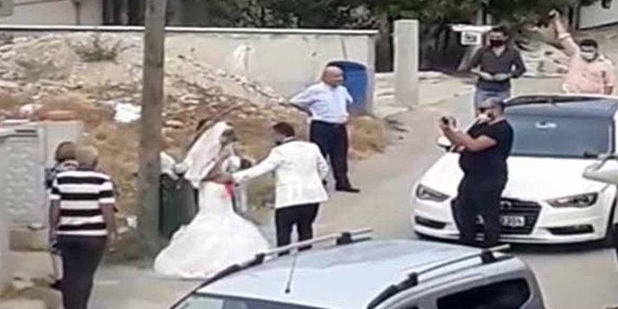 Düğünde ateş edene ceza