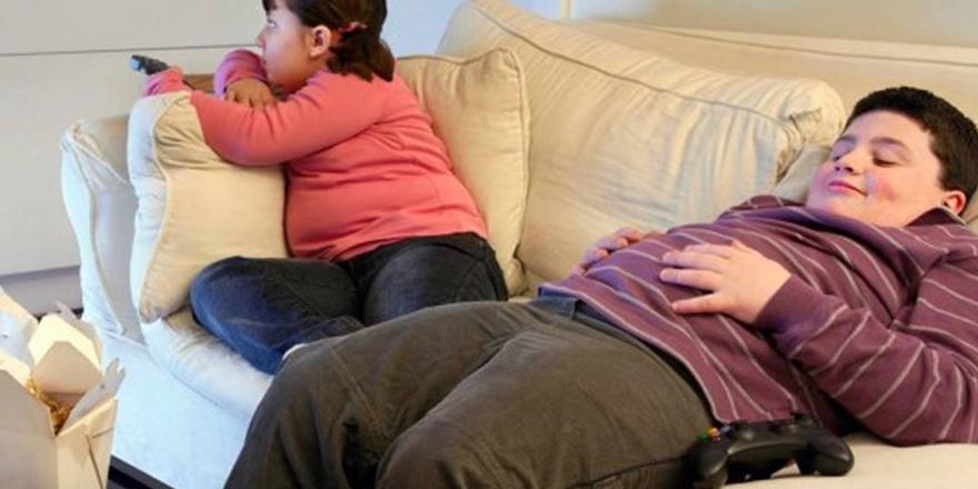 Çocuklarda obezite tehlikeli boyutta