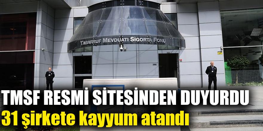 TMSF RESMİ SİTESİNDEN DUYURDU