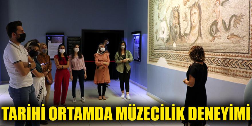 Tarihi ortamda müzecilik deneyimi