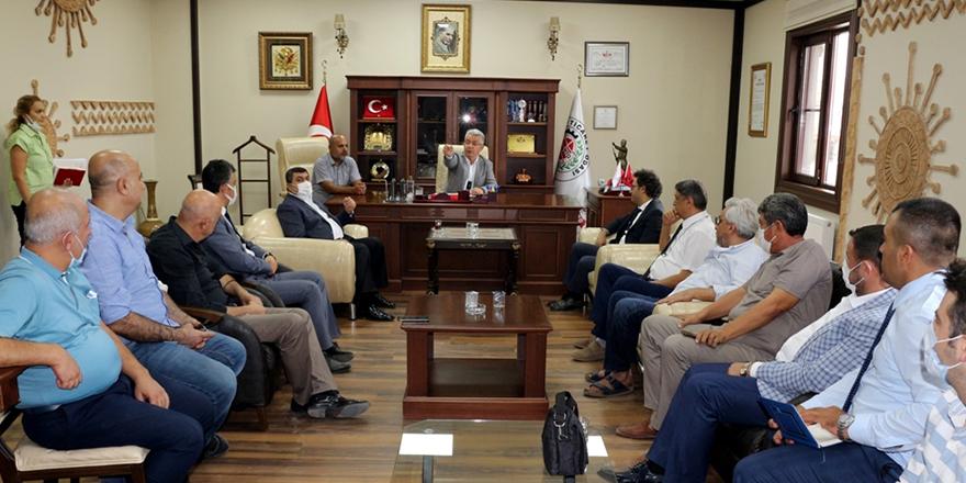 Nizip'te Gümrük Müdürlüğü hazırlığı