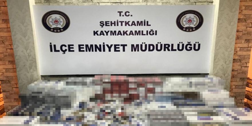 Kaçakçılık operasyonunda 54 şüpheli yakalandı