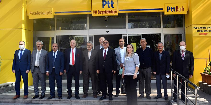 PTT'nin kuruluşunun 181. yıl dönümü kutlanıyor