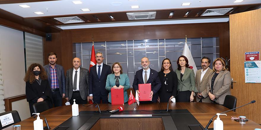 Kültür ekonomisi Gaziantep'ten başlatılabilir