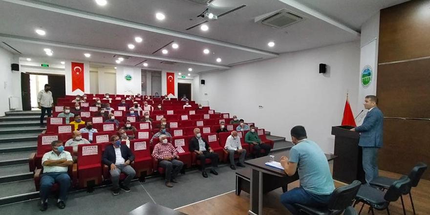 Taşıma ve iş güvenliği eğitimi toplantısı