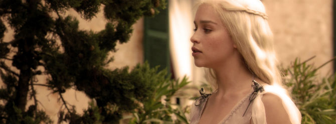 Khaleesinin yeni rolü