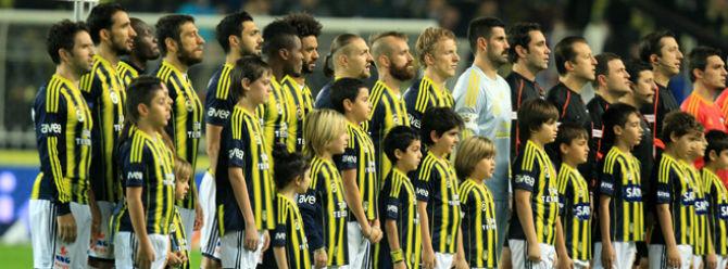 Fenerbahçeye pankart cezası