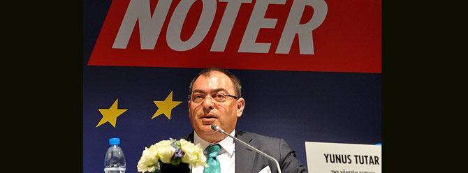 Türkiye Noterler Birliğinden açıklama