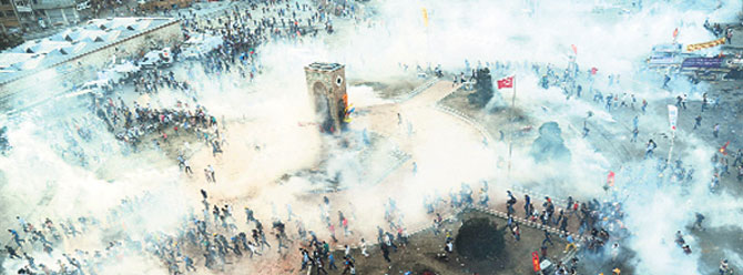 Gezi iddianamesinde flaş gelişme!