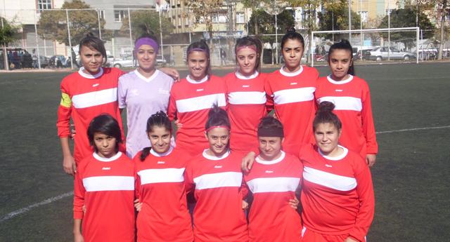 Gazikent'in kızları Şanlıurfa'yı ağırlıyor
