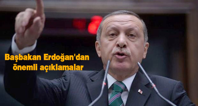 Erdoğan: \