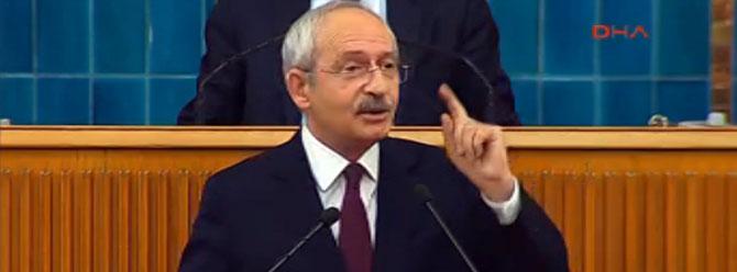 Kılıçdaroğlu: Mağdur edebiyatı kabak tadı verdi
