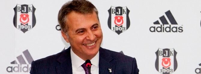 Beşiktaş Başkanından Ronaldinho itirafı