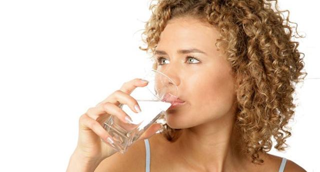 Su içmek için beklemeyin