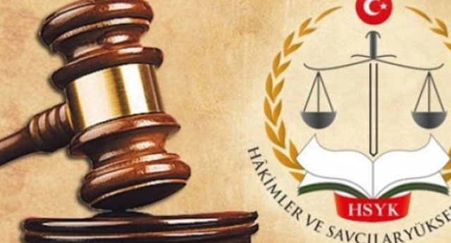 HSYK\'da 97 savcı ve hakimin görev yeri değişti