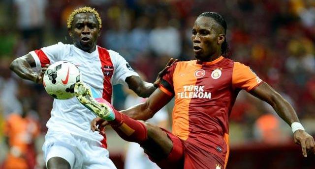 Galatasaray\'ın artısı fazla