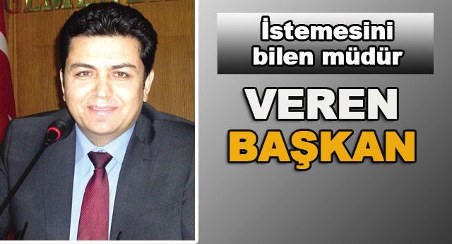 Karaduman'dan Ömer Aydın'a övgü