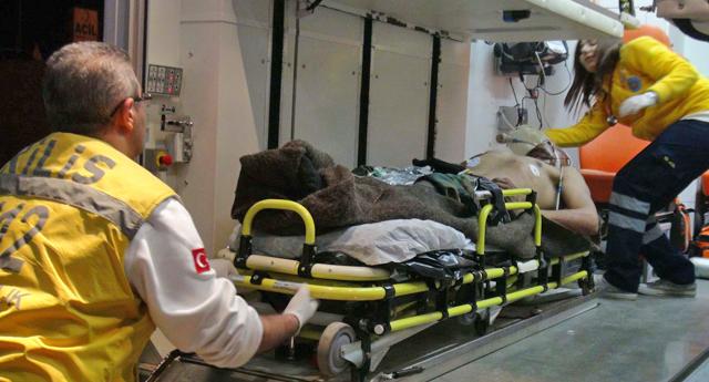 Çatışmalarda yaralandılar
