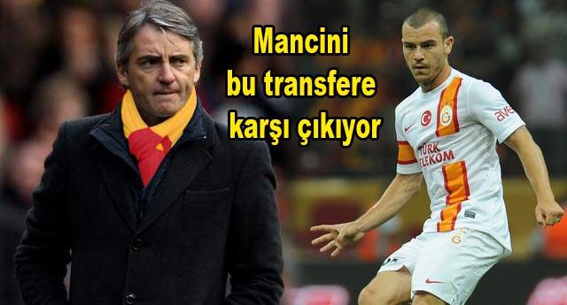 Galatasaraylı futbolcu gelemeyebilir
