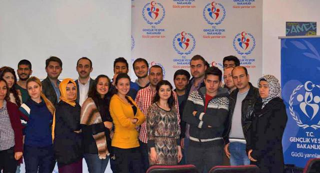 Genç Girişimcilik kursları başladı