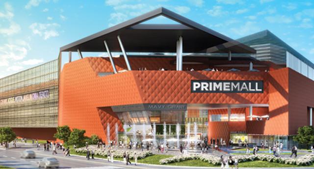 Prime Mall çocuklara özel etkinlik
