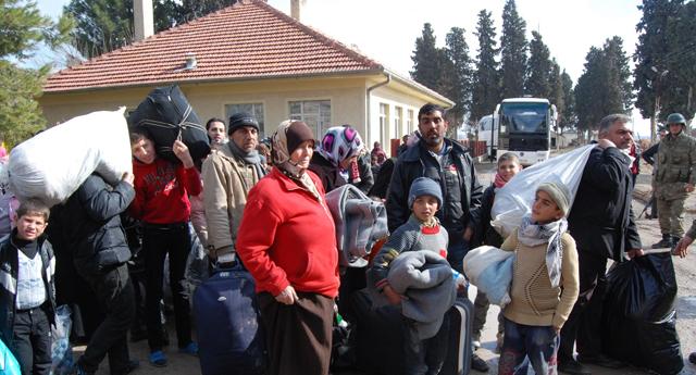 Türkmenler Viranşehir\'e gönderildi