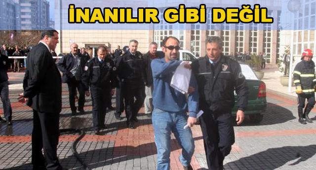 FATMA ŞAHİN\'E KOŞTU AMA...