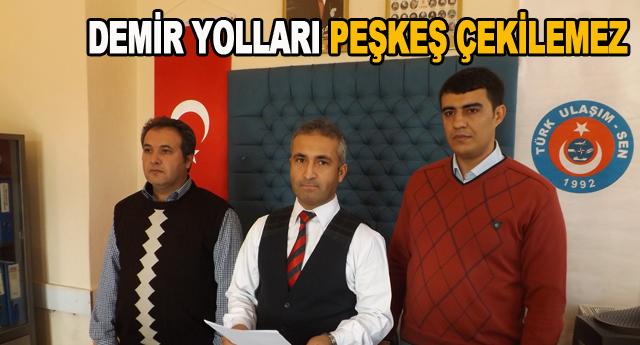 Türk Ulaşım Sen tepkili